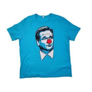 Barstool Sports Clown Roger Goodell Graphic Shirt
